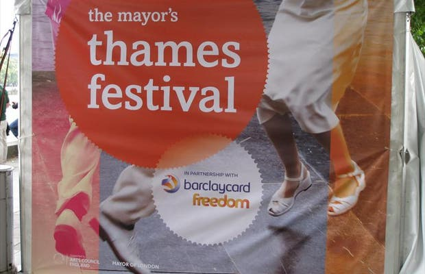 London Thames Festival