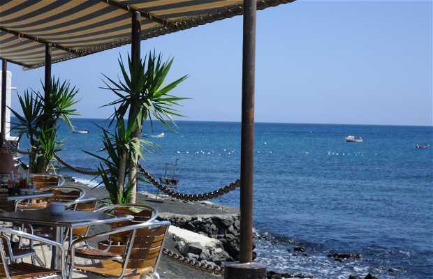 Sal Marina Playa Quemada