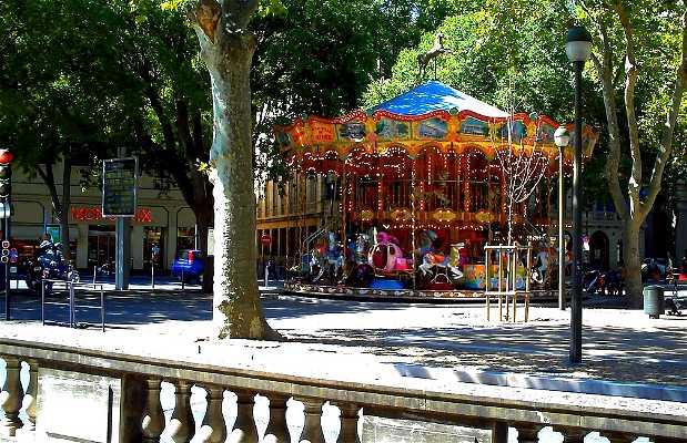 Plaza de la Couronne