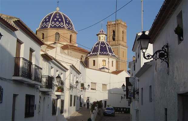 Nuestra Señora del Consuelo church