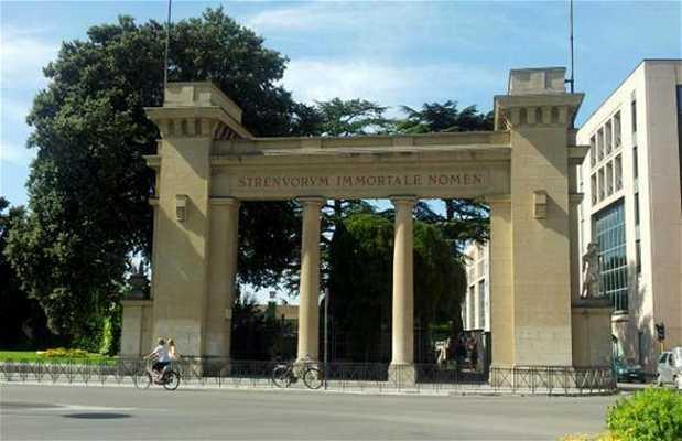 Porta romana a foligno 1 opinioni e 4 foto - Porta romana viaggi ...