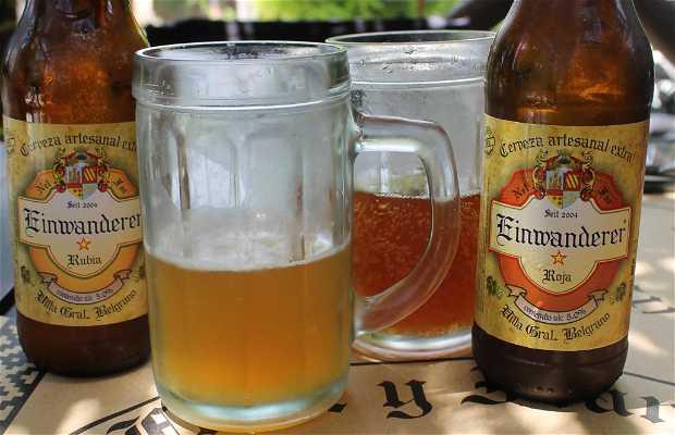 Suiza Patio Cervecero