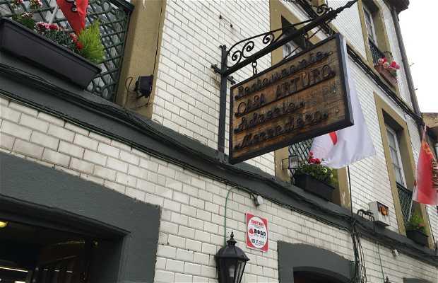 Restaurante Casa Arturo