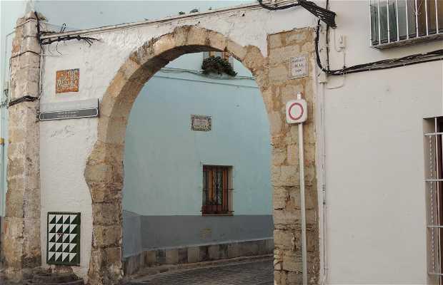 Puerta de La Juderia - Portalet de la Sang