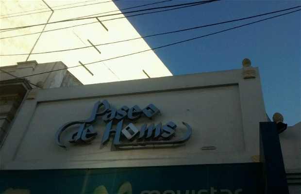 Paseo de Homs