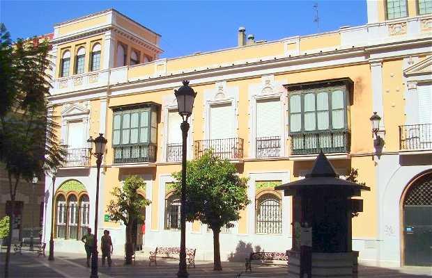 Palazzo delle Conchas a Huelva
