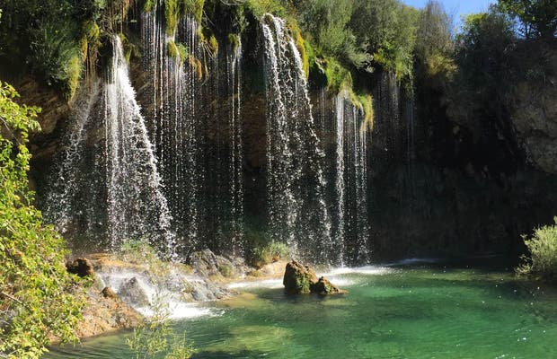 Cascada del Molino de San Pedro