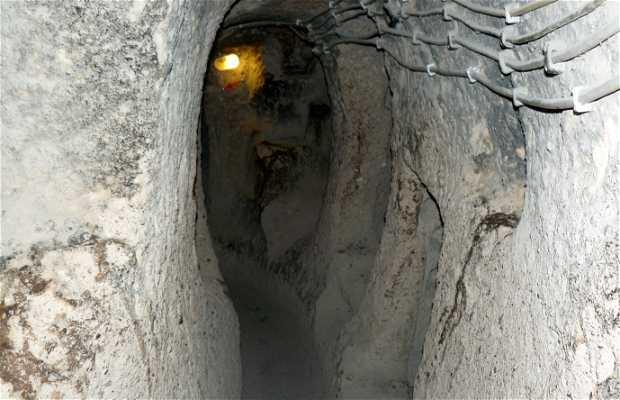 Città sotterranea di Özlüce