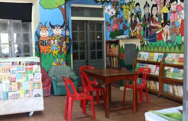 Biblioteca de Luang Prabang