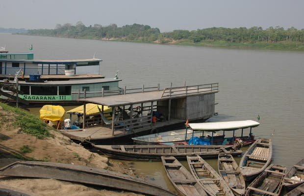 Transporte Fluvial Guajará-Mirim - Ricardo Franco