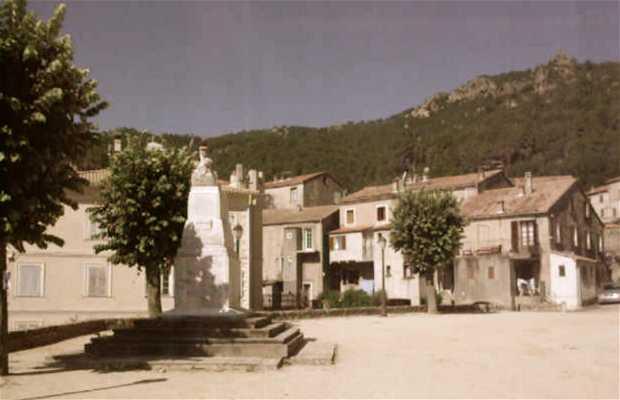 Plaza Monumento a los Caídos de Guisoni