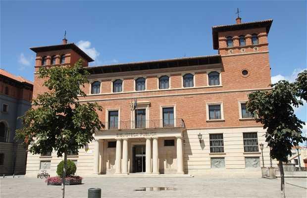 Biblioteca de Teruel