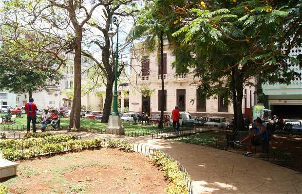 Parque San Juan de Dios, La Habana