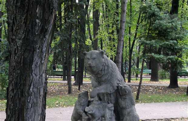 Parcul Stefan cel Mare si Sfint