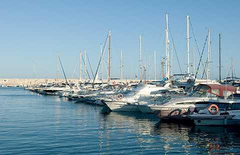 Fuengirola: Facing the Sea...