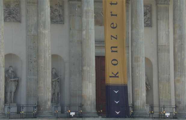 La Ópera Nacional Unter den Linden