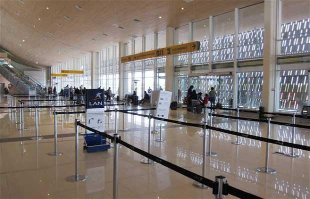 El Tepual International Airport