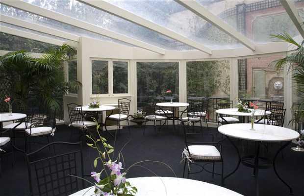 Restaurante el jard n de orfila en madrid 1 opiniones y 3 for El jardin restaurante madrid