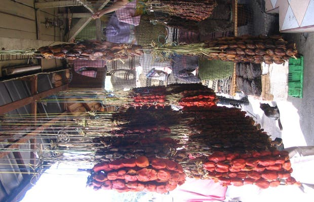 Mercado de Angelmo