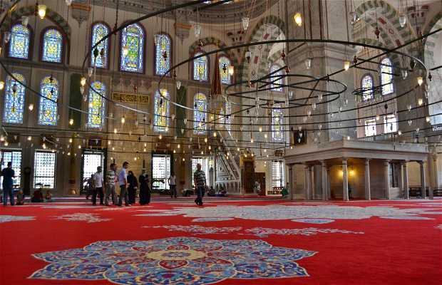 Moschea del Conquistatore (Fatih Camii)