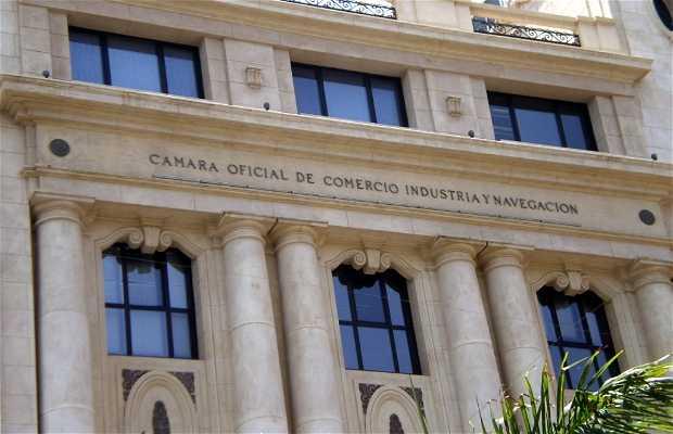 Camera di Commercio a Santa Cruz de Tenerife