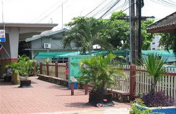 Station de trains de Nakhon Sawan