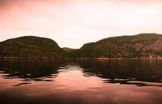 Tadoussac - Fiordo Río Saguenay