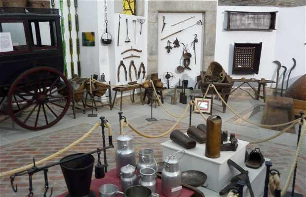 Museo del Queso y el Vino (cerrado)