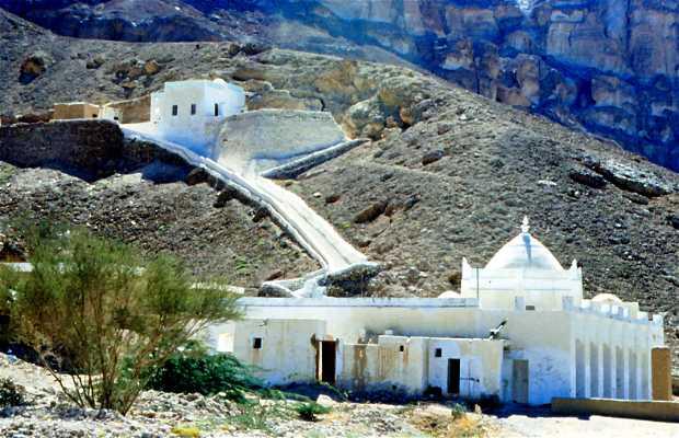 Tombe de Ahmad ibn 'Isa al-Muhajir