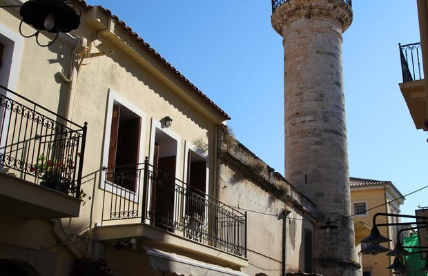 Minarete de Splantzia