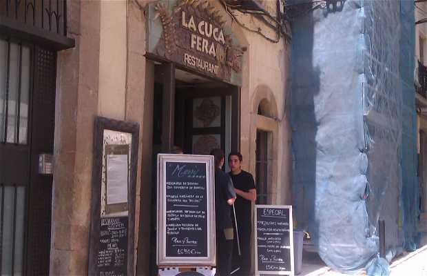 Restaurante la Cuca Fera
