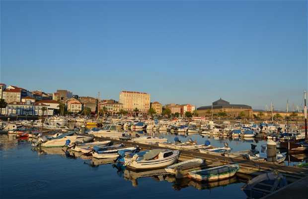 Muelle de Ferrol