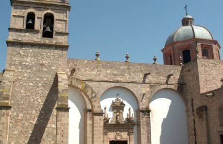 Templo y Ex Convento del Carmen