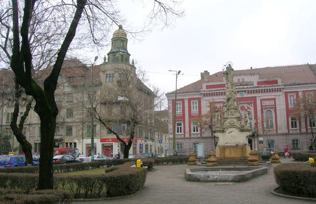 Piata Libertatii - Freedom square