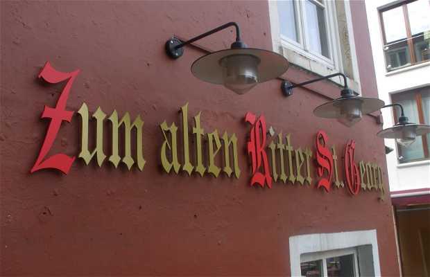 Zum alten Ritter St. Georg