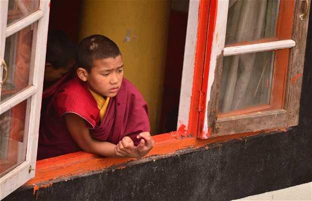 Monasterio de Druk Thupten Sangag Choeling