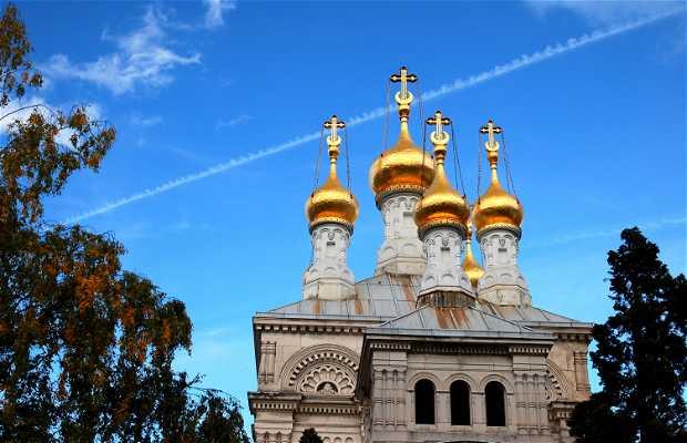 Chiesa Ortodossa Russa di Ginevra