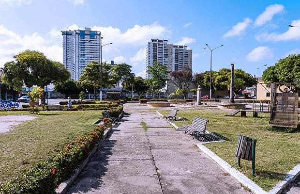 Praça Amazonas