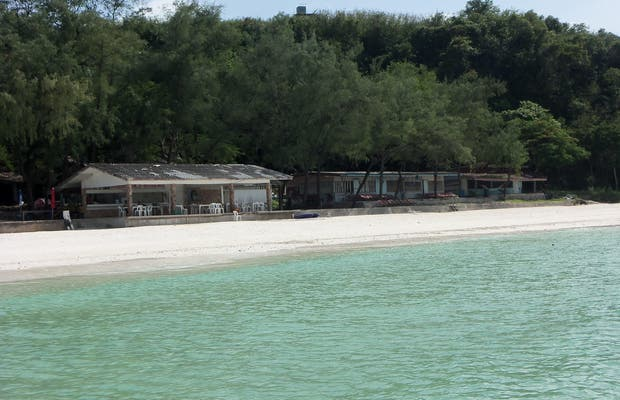 Playa de Ko Larn