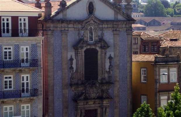 Igreja de S. Nicolau - Iglesia de San Nicolás