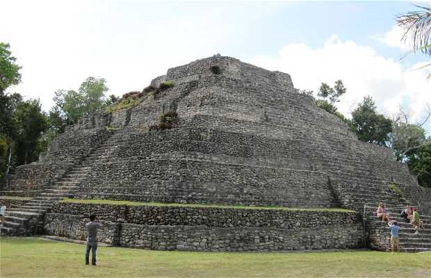 Site archéologique de Chacchoben