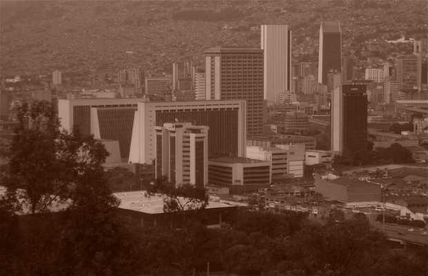Medellín desde el Cerro Nutibara