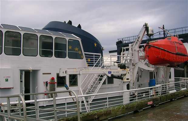 Transbordador Tustumena