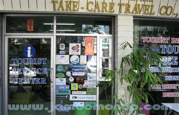 Agencia de viajes Take Care Travel