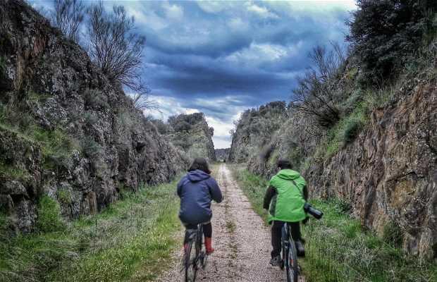 Vegas del Guadiana Bike Trail
