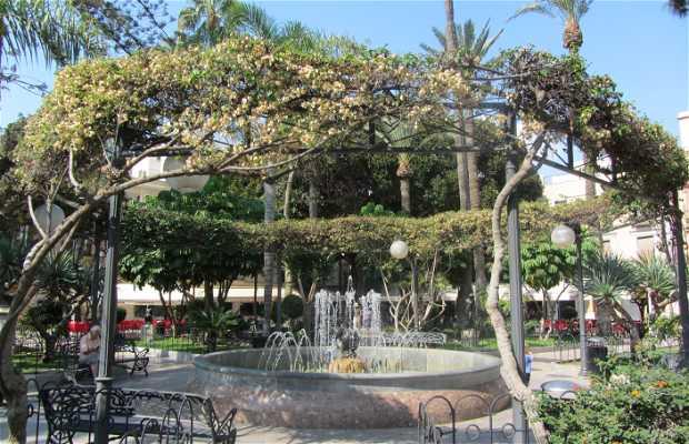 The Spain square Glorieta