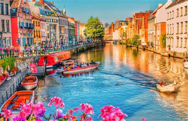 Quartier ancien de Bruges