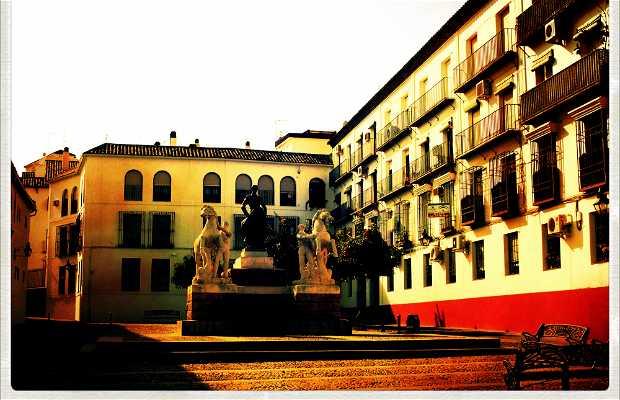 Place du Conde de Priego