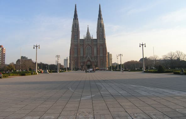 La cattedrale de La Plata