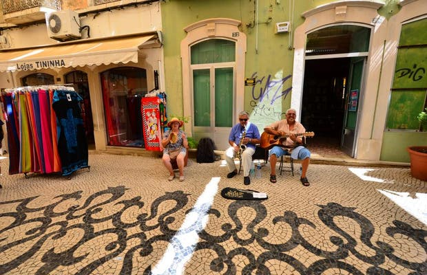 Rua 5 de Outubro, Loulé, Portogallo